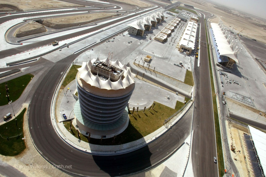 Bahrain International Circuit. Photo: Bryn Williams/Crash.Net